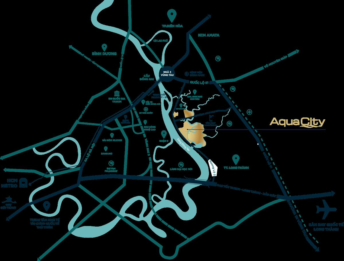 Vi tri aqua city phoenix south
