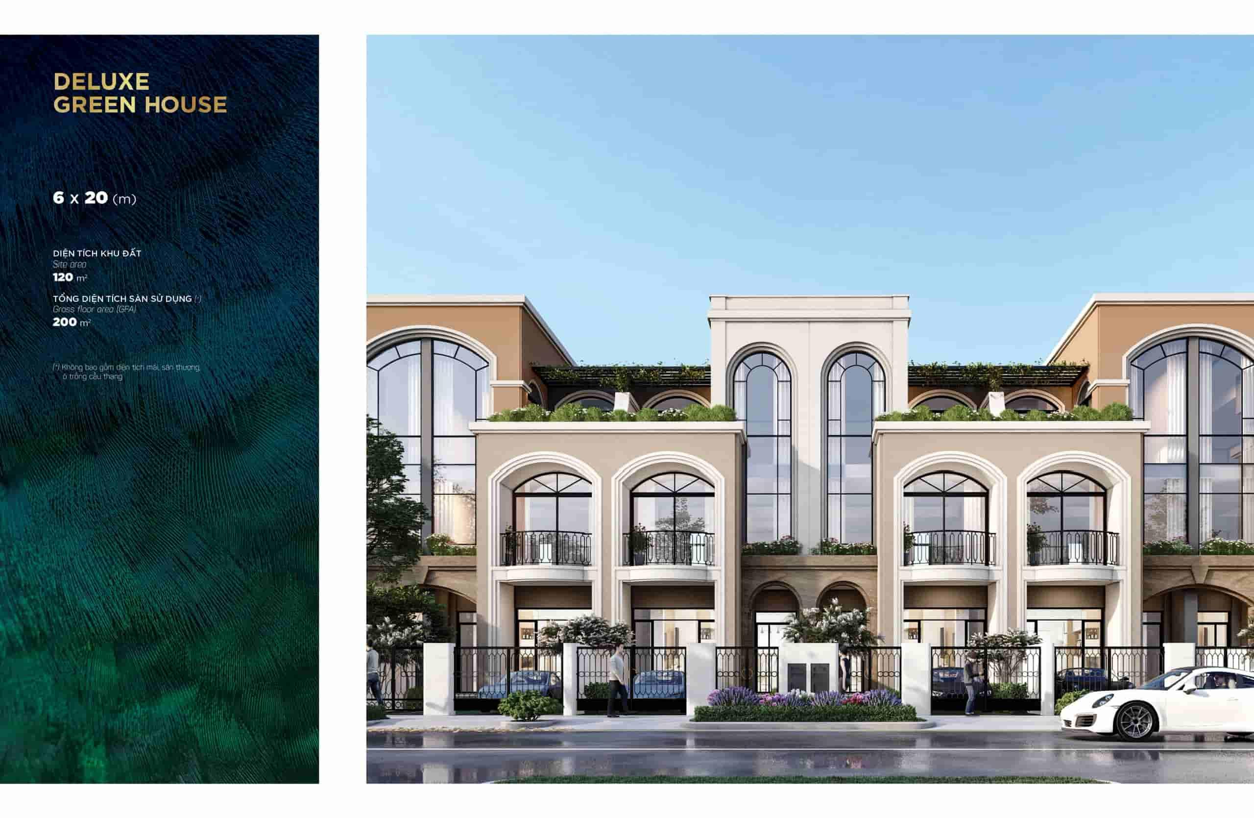 Thiết kế villas aqua city phoenix north