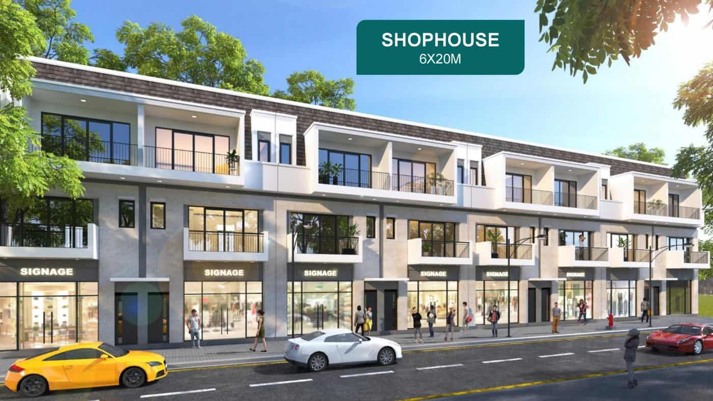 Shophouse aqua